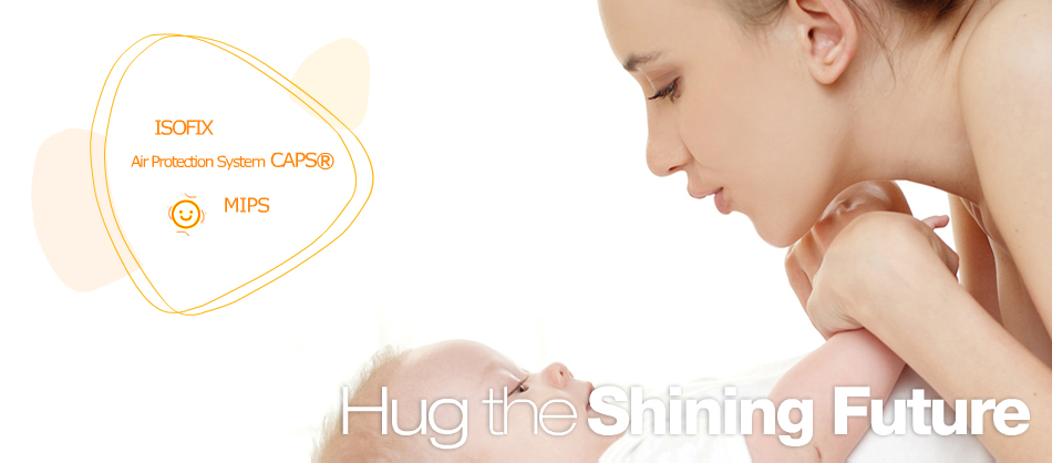 Hug the Shining Future